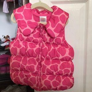 Gymboree Jackets & Coats - Gymboree puffy vest